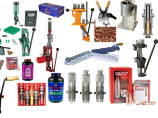 Reloading Equipment and Supplies