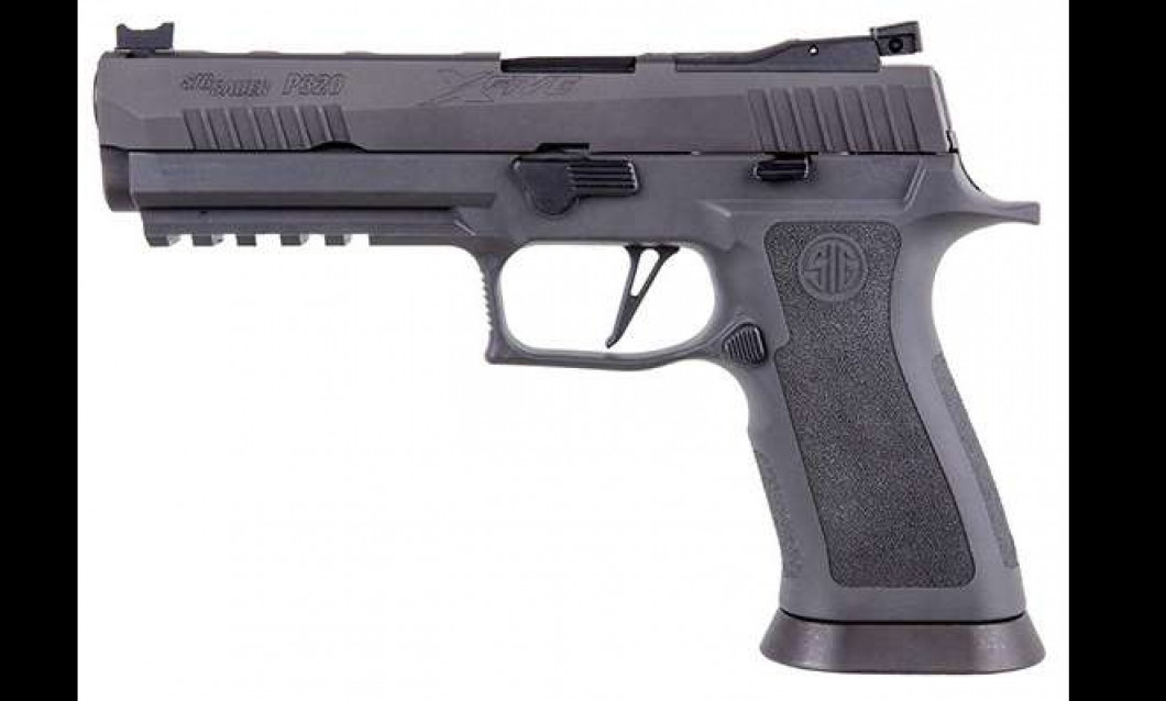 Sig Sauer P320 X Five Legion is in Stock Price is too low to advertise. Click on Picture or Please Call Store 774-319-5477